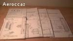 accessoires fabrication biplan se5a échelle 1/4