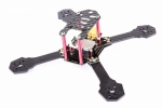 "Chassis NightHawk X 4"" FPV Racer"