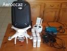 Dji Phantom 3 Pro + matériel