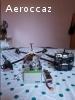 Drone dji daya naza m v2 gps