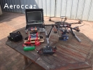 drone hexacopter 700 naza lite upgrade v2