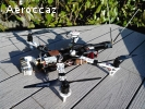 drone TBS DISCOVERY PRO + GOPRO 1+ 4 lipos