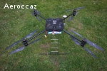 Drone X8 Pro Pliable Full T-Motor