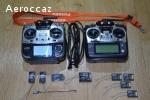 2 radios FUTABA T14SG & T12FGH + récepteurs