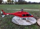 Hélico Bell 206 Long Ranger