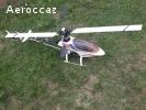 Hélico raptor 50 3D