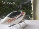 Hélicoptères T-Rex 600 3D