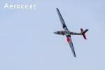 Paritech 7m Fox MDM 1/2 Jetcat P180
