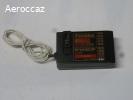 Récepteur FUTABA R149DP 72 MHz