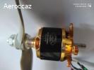 Scorpion 1040kv+contrôleur+lippo