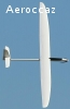VDS Motoplaneur ELEKTROMASTER 3,7 m 3 vols prêt à voler 750€