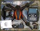 VDS QUADRIROTOR FPV CX35 NEUX COMPLET AVEC CAMERA HD 70 €