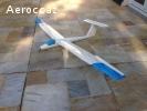 VENDU Pilatus B4 Bingo MPX électrique 2,60 m, état neuf